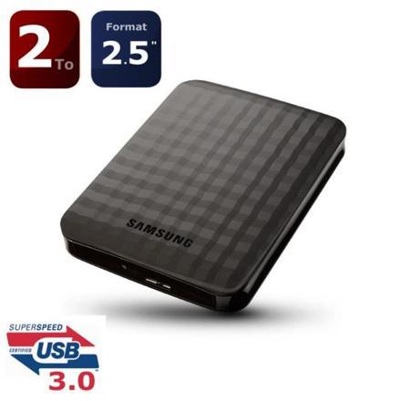 disque dur externe 2go