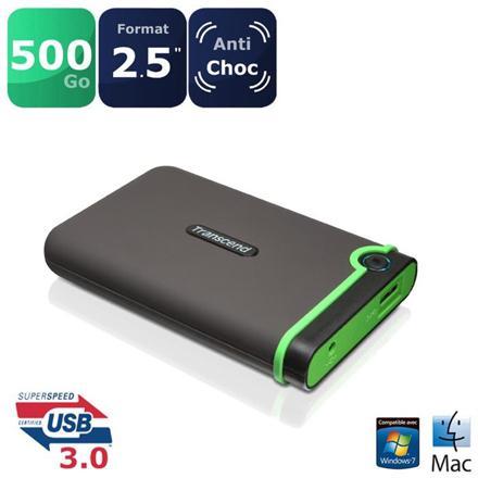 disque dur externe 500 mo