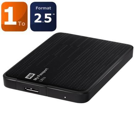 disque dur externe wd my passport ultra
