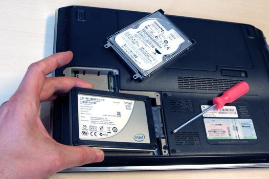 disque dur pour laptop