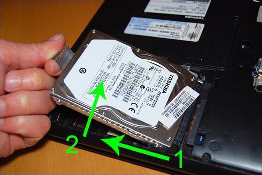 disque dur pour pc portable hp