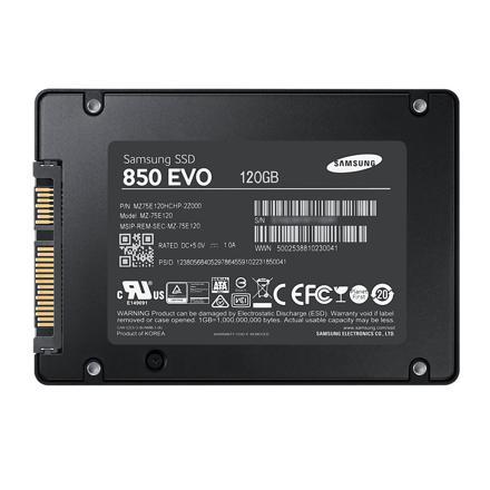disque dur samsung ssd 850 evo 500 go