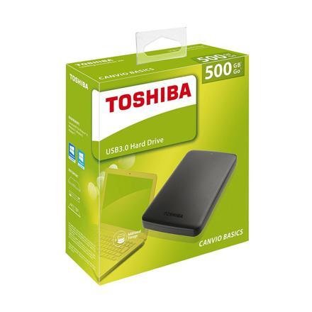 disque dur toshiba 500 go