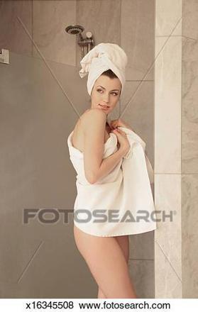 douche de femme