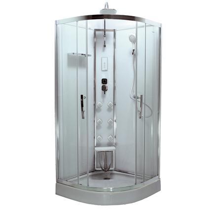 douche hydromassante