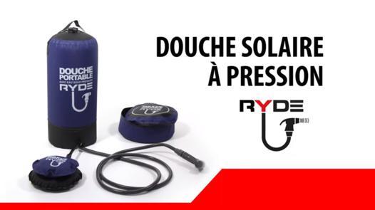 douche portable a pression