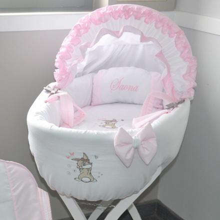 drap couffin bébé