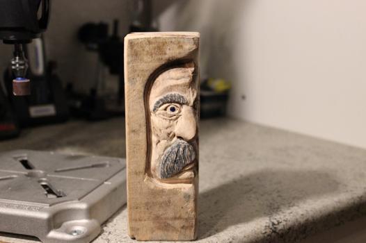 dremel sculpture