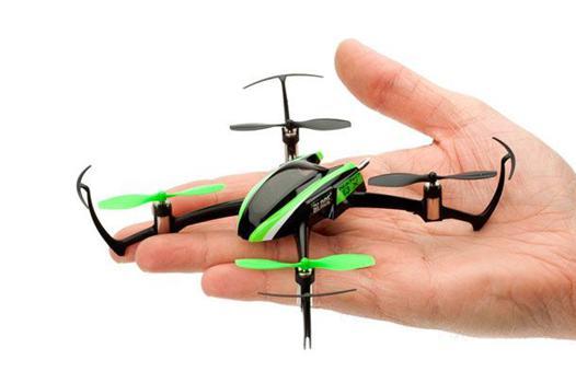 drone interieur