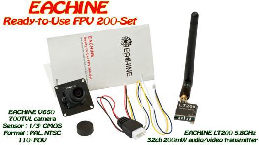 eachine fpv 200