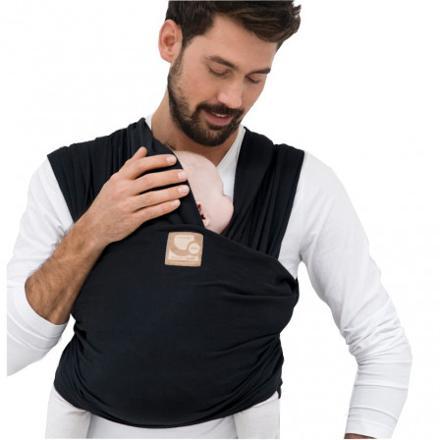 echarpe de portage babylonia tricot slen