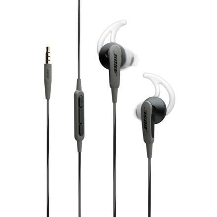 écouteurs intra auriculaires bose soundsport