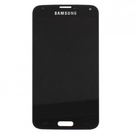 écran noir téléphone portable samsung