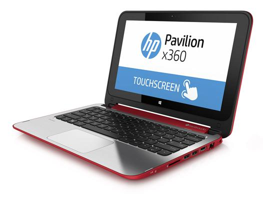 ecran tactile hp pavilion ne fonctionne plus