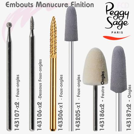 embout ponceuse manucure