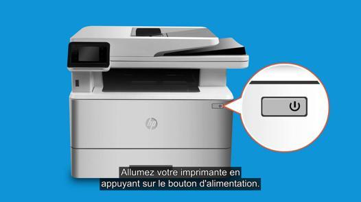 enregistrement imprimante canon