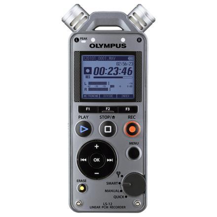 enregistreur numérique olympus