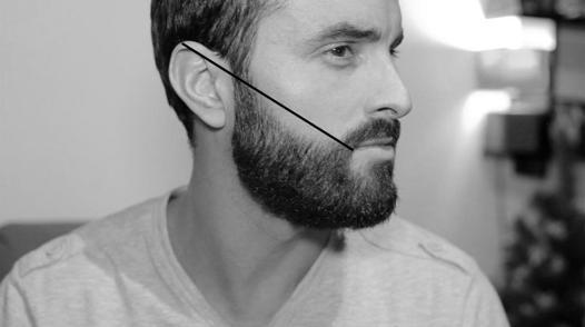 entretenir barbe 3 jours