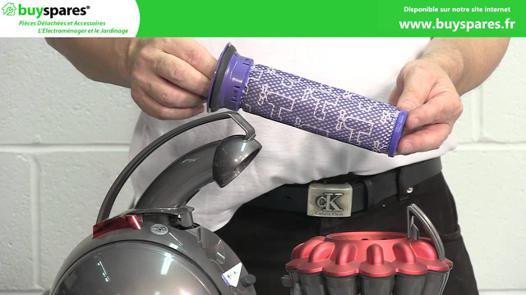 entretien aspirateur dyson