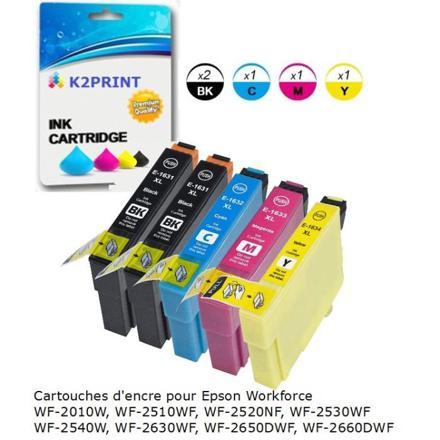 epson wf 2630 cartouche