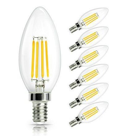 equivalence led ampoule incandescente