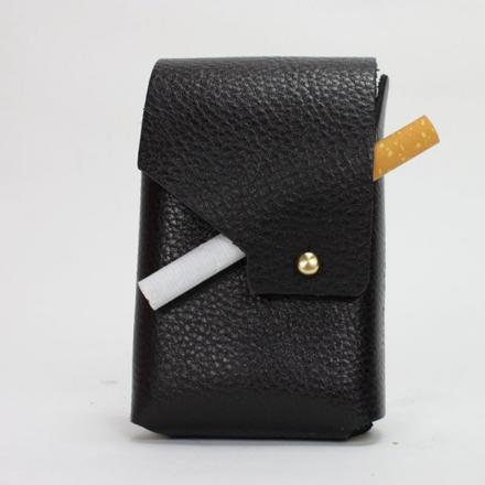 etui cigarette cuir souple