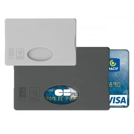 etui de protection carte bancaire