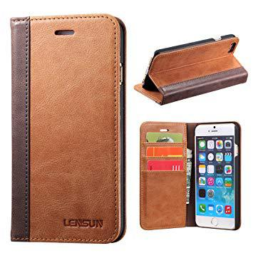 etui portefeuille iphone 6 cuir