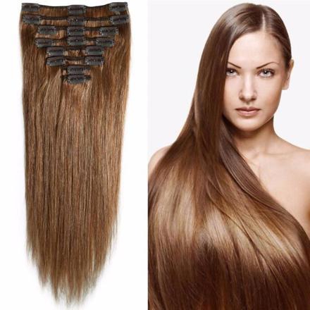 extension a clip cheveux naturel