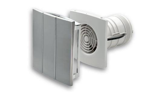 extracteur d air silencieux pour salle de bain