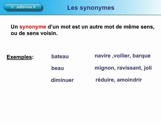facile à faire synonyme