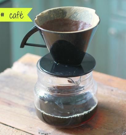 faire du café sans cafetiere