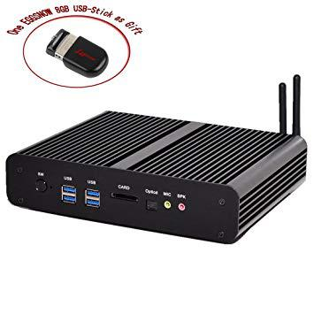 fanless mini pc