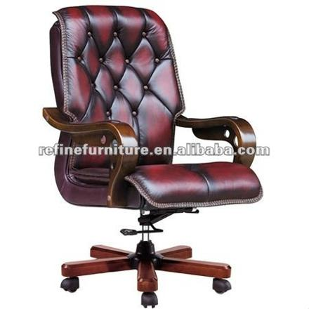 fauteuil de bureau de luxe