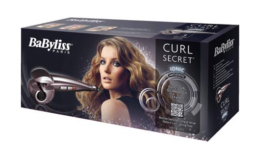 fer a boucler curl secret