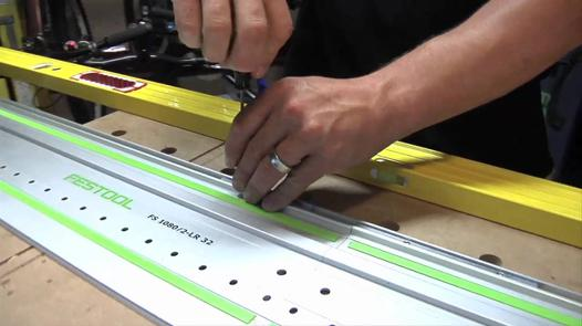 festool rail de guidage