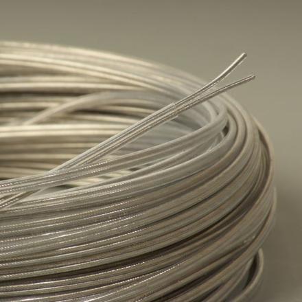 fil electrique transparent