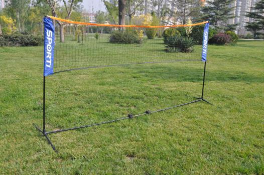 filet badminton pliable