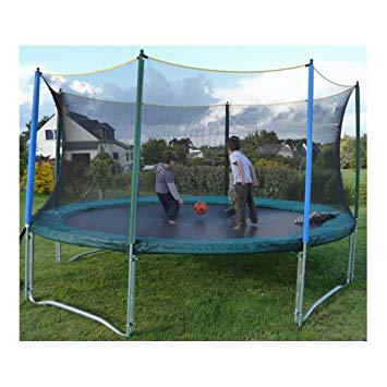 filet de protection pour trampoline