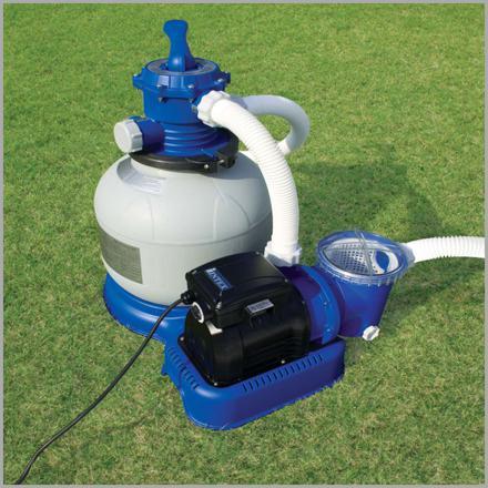 filtration a sable pour piscine hors sol