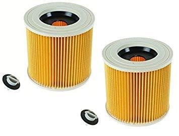 filtre aspirateur karcher wd3