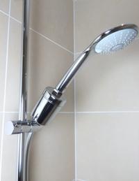 filtre douche calcaire