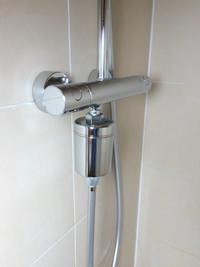 filtre pour douche anti calcaire