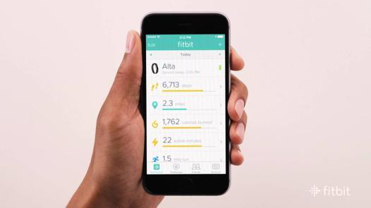 fitbit iphone