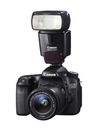 flash pour canon 70d