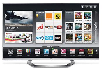 fonction smart tv