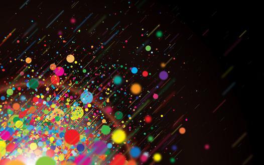 fond d écran coloré hd