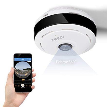 fredi camera ip 960p