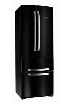 frigo congelateur noir