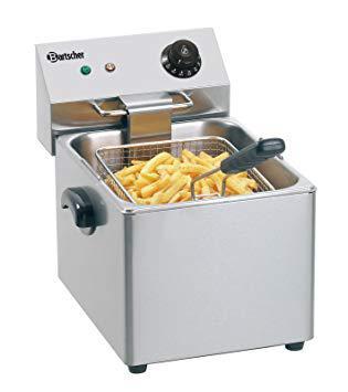 friteuse professionnelle 8 litres